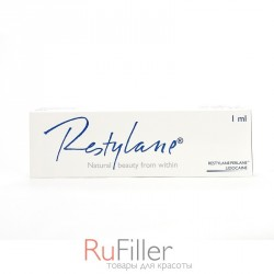 Restylane with lido